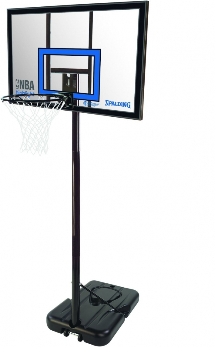 Spalding Basketballanlage NBA Highlight Acrylic Portable